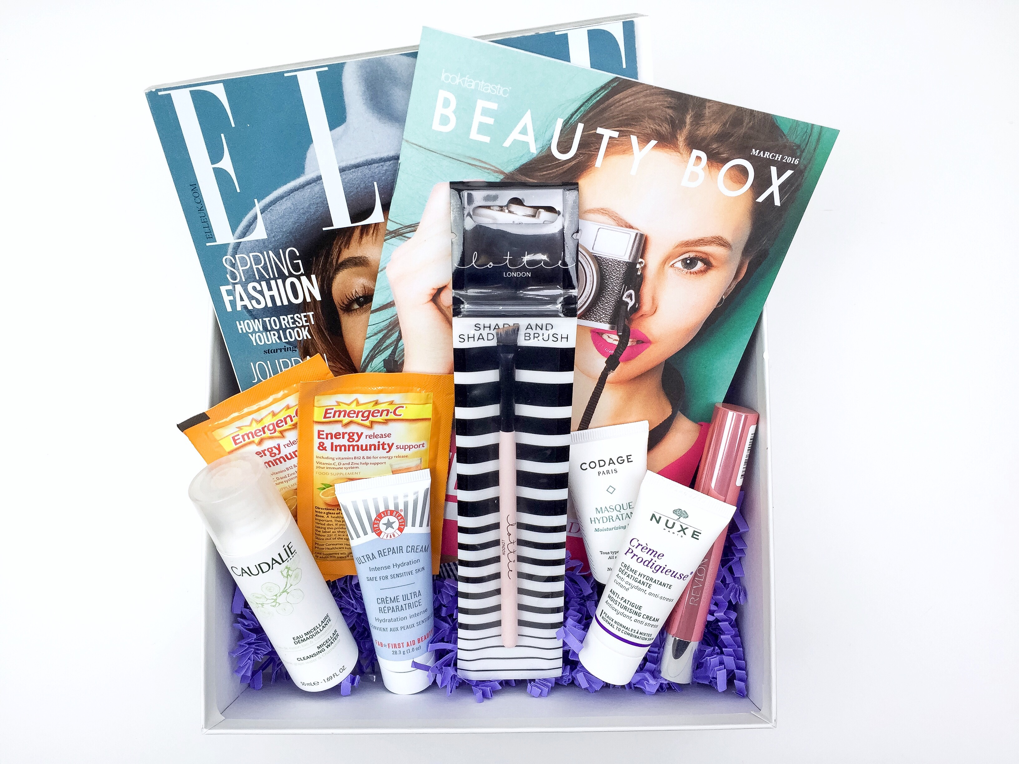 Look Fantastic Beauty Box Review March 2016 Which