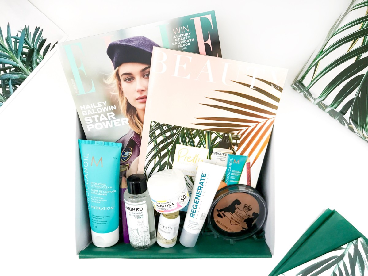 Look Fantastic Beauty Box Review July 2017 Which