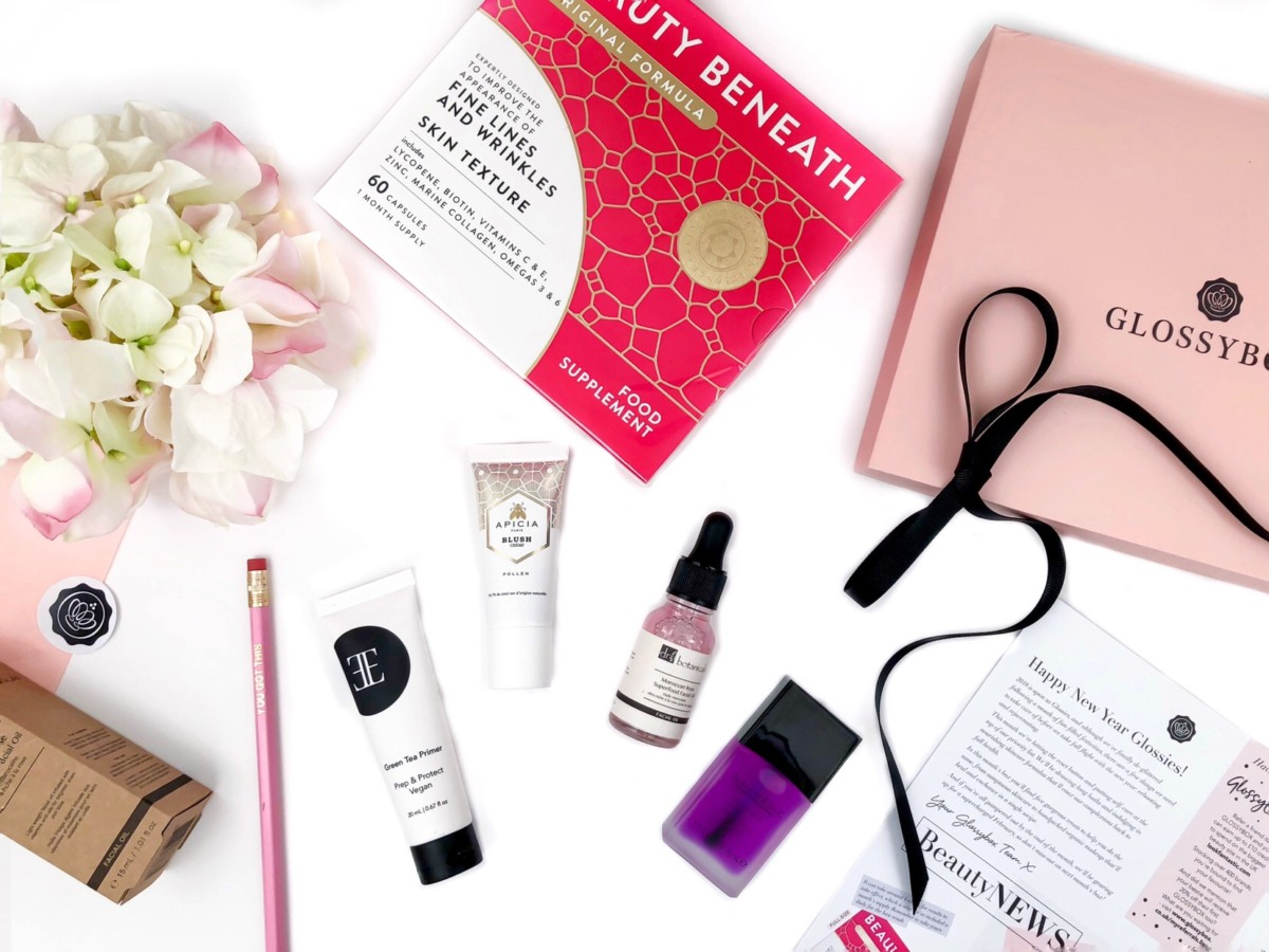Glossybox Review Offer January 2018 Which Beauty Box Uk