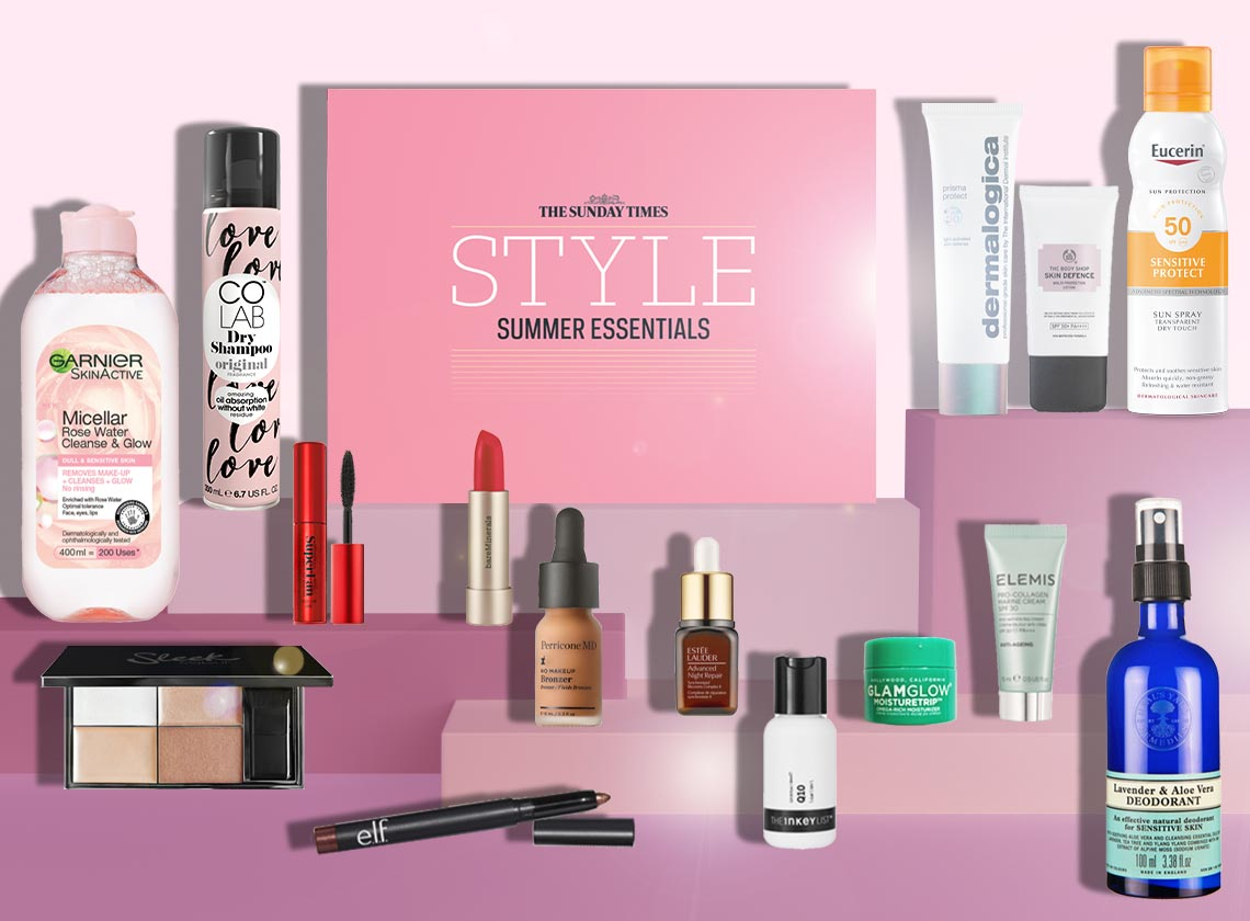 Style Summer Essentials Box From Latest In Beauty Which Beauty