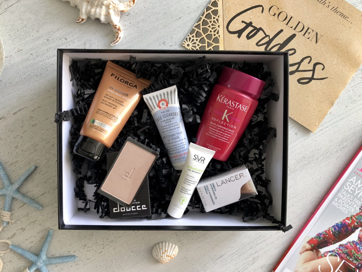 Look Fantastic Beauty Box Spoiler July 2018 Which